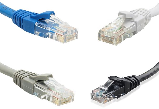 Cat5e rj45 r seau ethernet c ble de brassage 10m m tres to - Cable ethernet 50m ...
